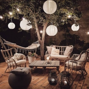 6 // Boho // Lighting // Lanterns