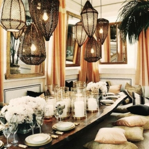 1 // Boho // Lighting // Lanterns