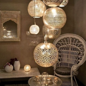 7 // Boho // Lighting // Lanterns