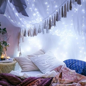 4 // Boho // Lighting // Twinkle Lights