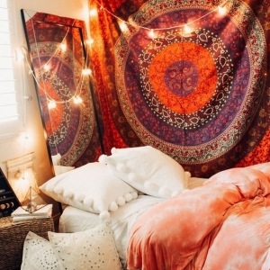 5 // Boho // Lighting // Twinkle Lights