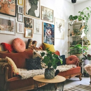 2 // Boho // Plants // Modest Plant Mama Vibes