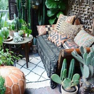 3 // Boho // Plants // Outdoor Spaces