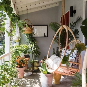 5 // Boho // Plants // Outdoor Spaces