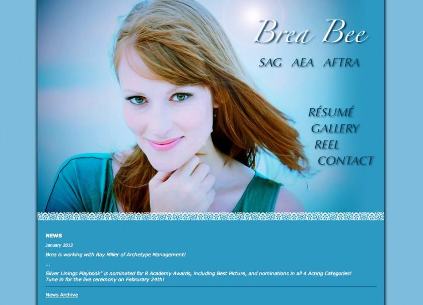 brea bee date of birth