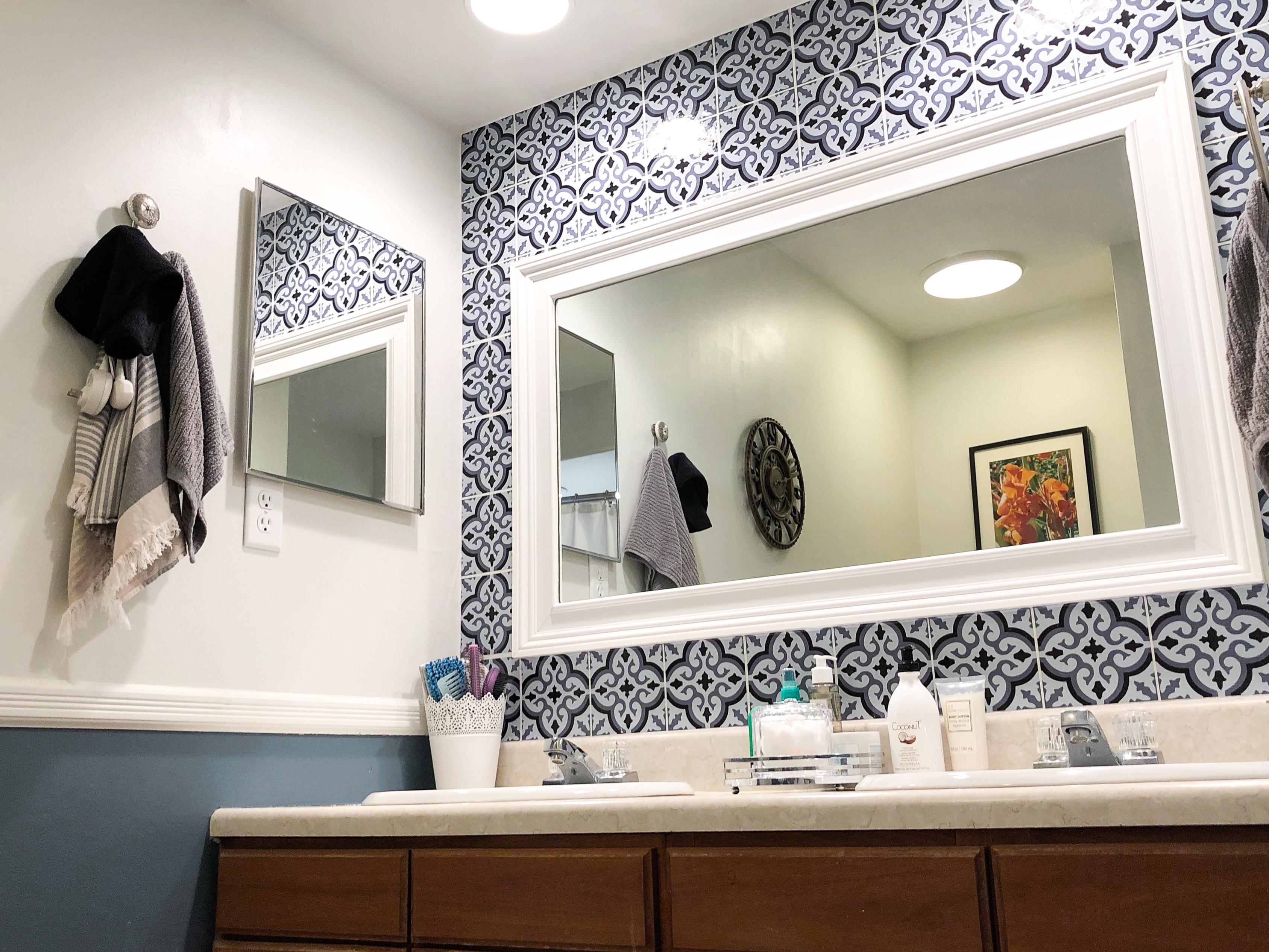 House Tour // Bathroom