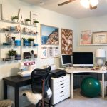 House Tour // Office + Studio Space
