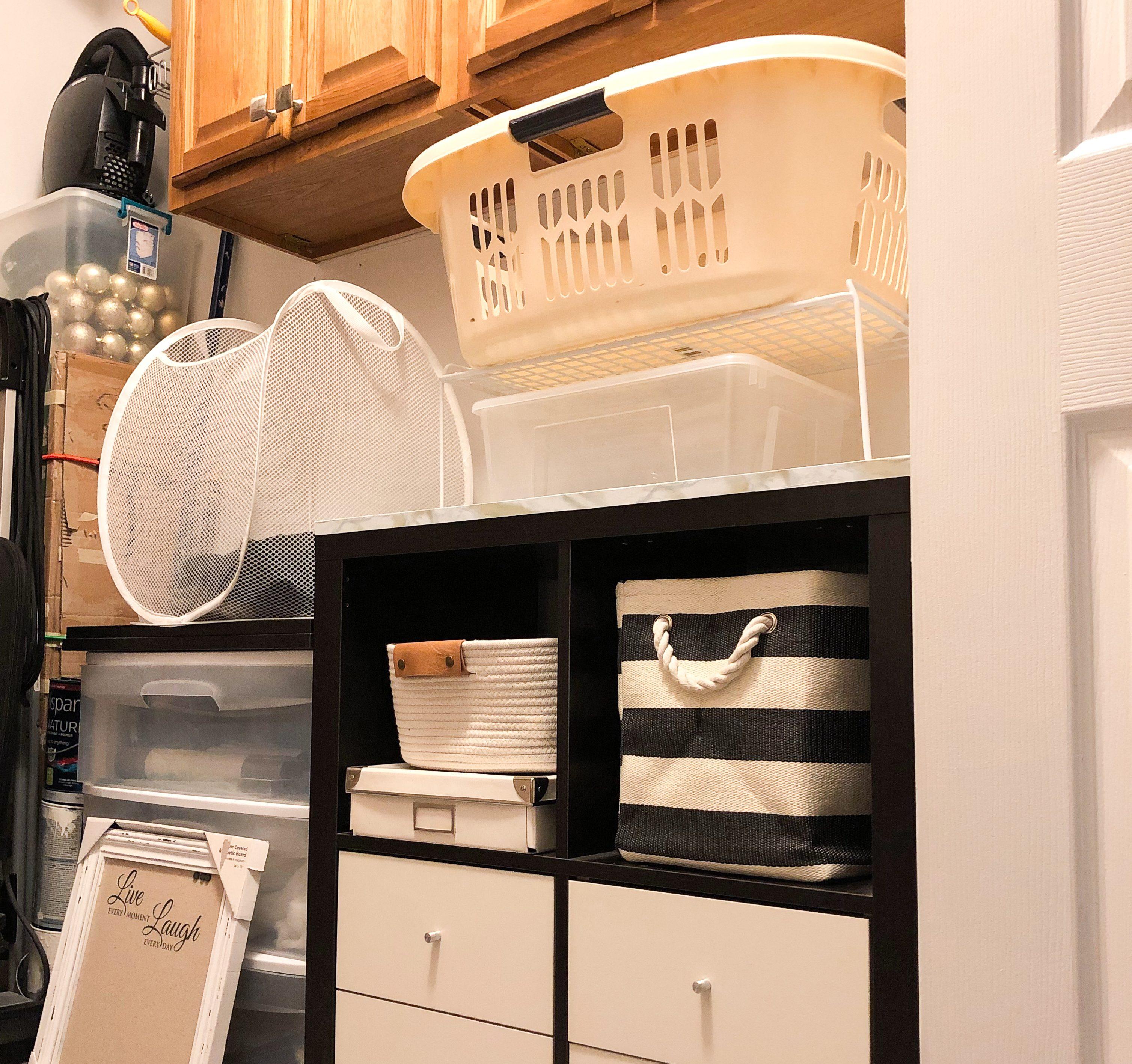 House Tour // Storage Spaces