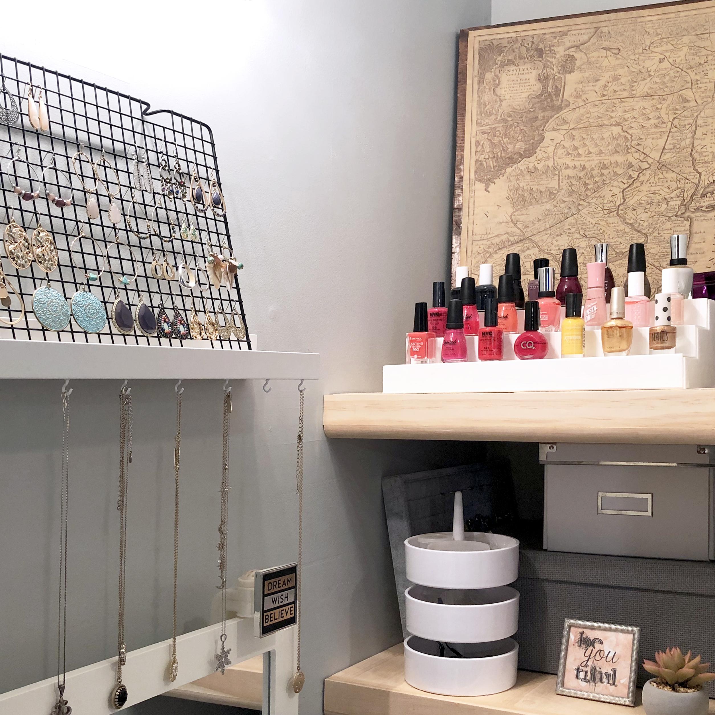 Vanity Corner Overhaul